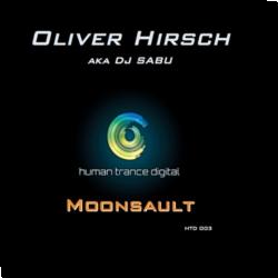 Cover: Oliver Hirsch aka DJ Sabu - Moonsault