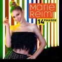 Cover:  Marie Reim - Rosarote Brille