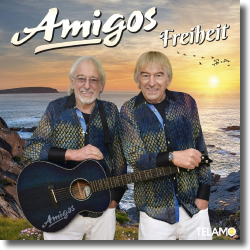 Cover: Amigos - Freiheit