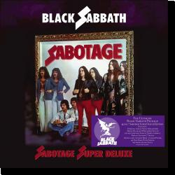 Cover: Black Sabbath - Sabotage (Super Deluxe Edition)