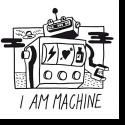 Cover:  I Am Machine - I Am Machine