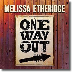 Cover: Melissa Etheridge - One Way Out