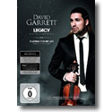 Cover:  David Garrett - Legacy: Live In Baden Baden