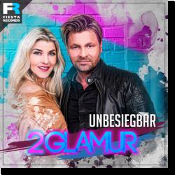 Cover: 2Glamur - Unbesiegbar