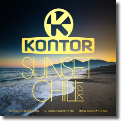 Cover: Kontor Sunset Chill 2021 - Various Artists