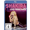 Cover: Shakira - Live from Paris