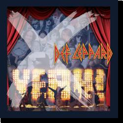 Cover: Def Leppard - Volume Three