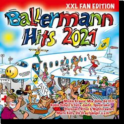 Cover: Ballermann Hits 2021 - Various Artists