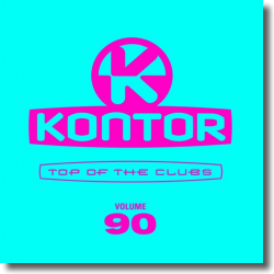 Cover: Kontor Top of the Clubs Vol. 90 - Various Artists