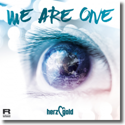 Cover: Herzgold - We Are One