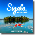 Cover: Sigala & Rita Ora - You For Me