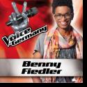 Cover:  Benny Fiedler - Eiserner Steg