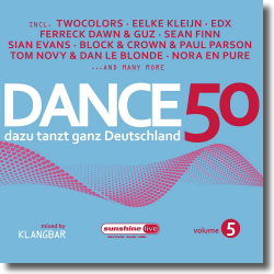 Cover: Dance 50 Vol. 5 - Various Artists