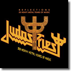 Cover: Judas Priest - Reflections - 50 Heavy Metal Years of Music