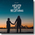 Cover:  Glasi - Never Stop Believing