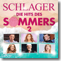 Cover:  Schlager - Die Hits des Sommers 2 - Various Artists