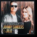 Cover: Johnny Sanders feat. JULIE - Stumblin' In