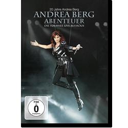 Cover: Andrea Berg - Abenteuer - Live