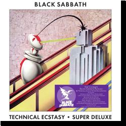 Cover: Black Sabbath - Technical Ecstasy (Super Deluxe Edition)