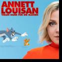 Cover: Annett Louisan - Vielen Dank, für die Blumen (aus dem Kinofilm 'Tom & Jerry')