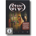 Cover:  Styx - The Grand Illusion + Pieces Of Eight – Live