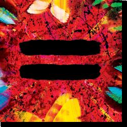 Cover: Ed Sheeran - =