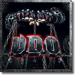 Cover: U.D.O. - Game Over