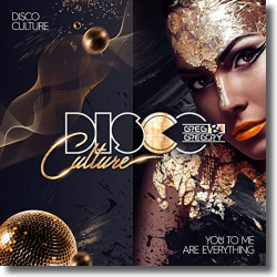 Cover: Disco Culture vs. Greg & Gregory - You To Me Are Everything