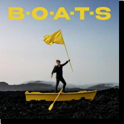 Cover: Michael Patrick Kelly - B.O.A.T.S.