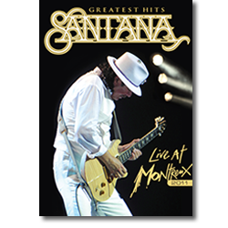 Cover: Santana - Greatest Hits – Live At Montreux 2011