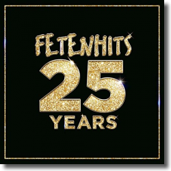 Cover: Fetenhits 25 Years - Various Artists