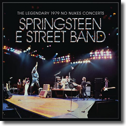 Cover: Bruce Springsteen E-Street Band - The Legendary 1979 No Nukes Concerts
