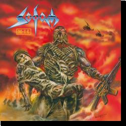 Cover: Sodom - M-16 - 20TH Anniversary Edition