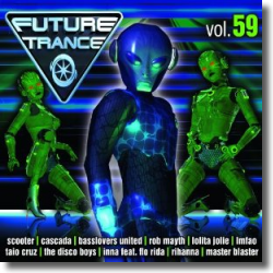 Cover: Future Trance Vol. 59 - Various Artists