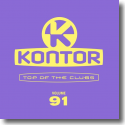 Cover: Kontor Top Of The Clubs Vol. 91 - Various Artists