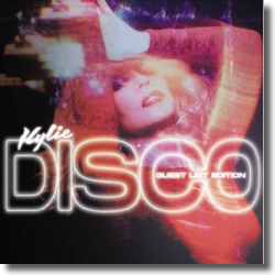 Cover: Kylie Minogue - DISCO: Guest List Edition