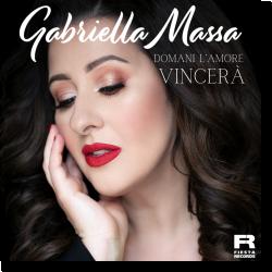 Cover: Gabriella Massa - Domani L'Amore Vincerà