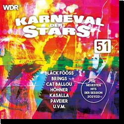 Cover: Karneval der Stars 51 - Various Artists