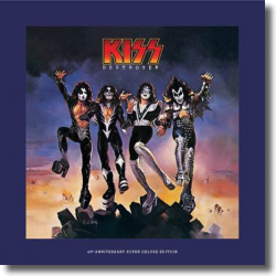 Cover: KISS - Destroyer  (45th Deluxe Editions)