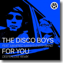 Cover: The Disco Boys feat. Manfred Mann's Earth Band - For You (Deeperlove Remix)
