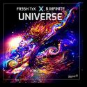 Cover:  FR3SH TrX & B.Infinite - Universe