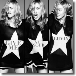 Cover: Madonna feat. Nicki Minaj & M.I.A. - Give Me All Your Luvin'