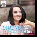 Cover:  Simone Moos - Ich leb den Traum