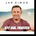 Cover:  Jan Simon - 100 Mal daneben