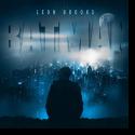 Cover:  Leon Brooks - Batman