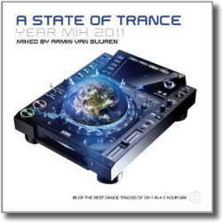 Cover: A State of Trance Yearmix 2011 - Armin van Buuren