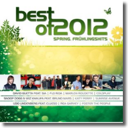 Cover: Best Of 2012 – Spring. Frühlingshits - Various Artists
