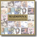 Cover: Madonna - The Complete Studio Albums (1983 – 2008)
