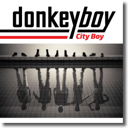 Cover: Donkeyboy - City Boy