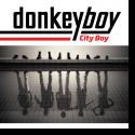 Cover:  Donkeyboy - City Boy